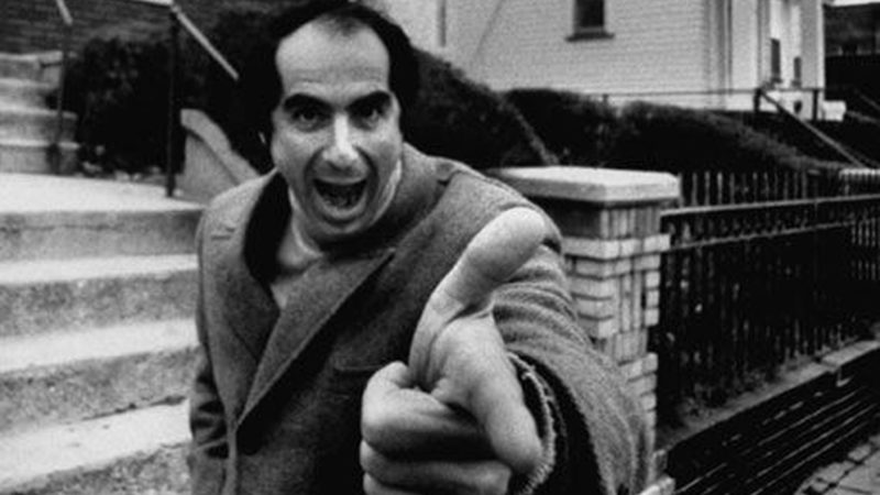 Recordando a Philip Roth