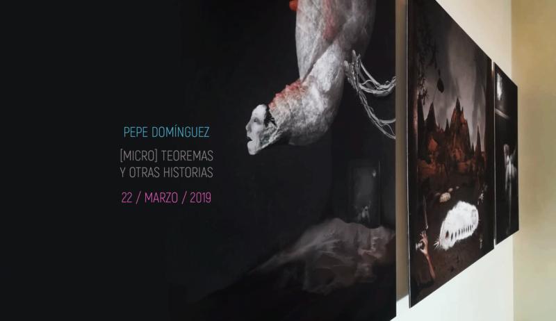 Exposición de Pepe Domínguez