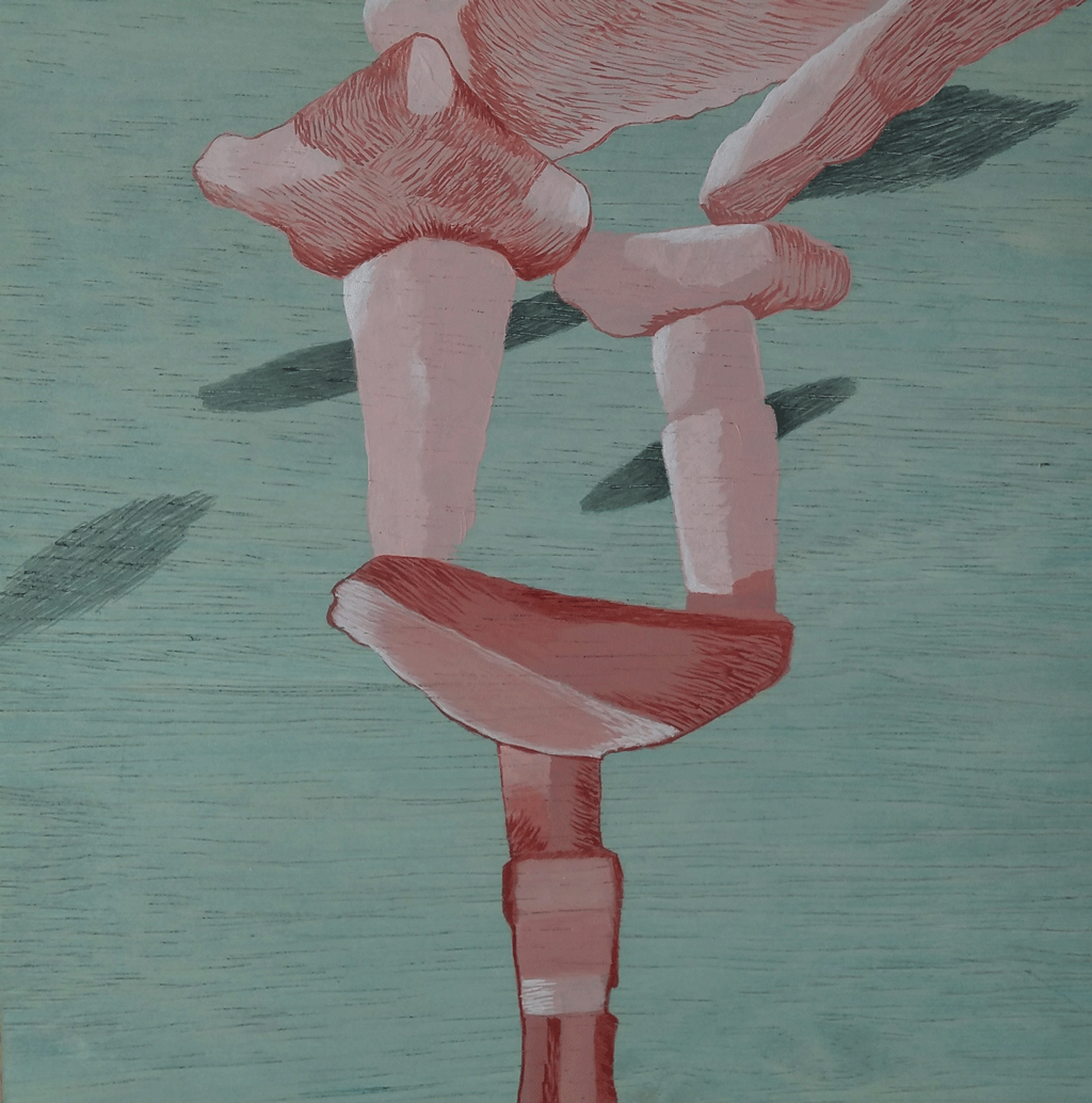Obra de Motse Gómez-Osuna, exposiciones