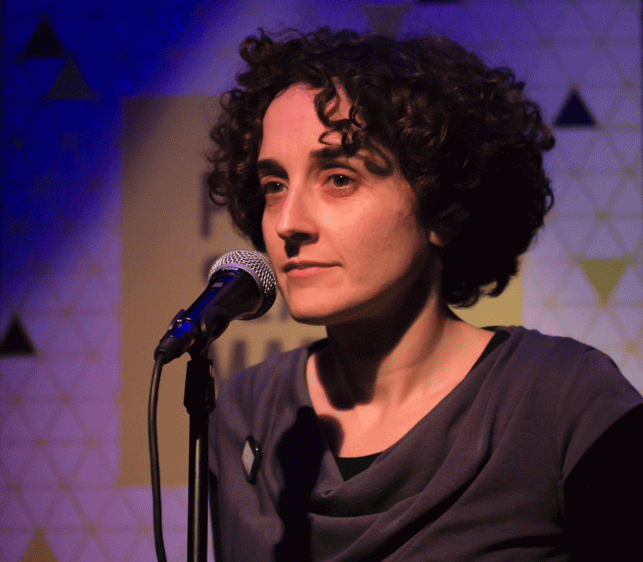 Silvia Nieva, Poetry Slam
